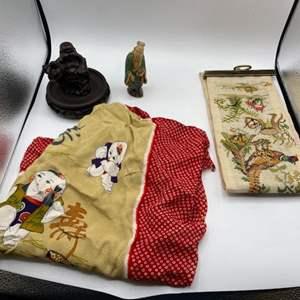Lot # 123 Lot of Asian Items