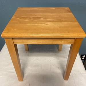 Lot # 4 Small Table