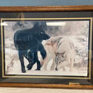 """Lot # 47 """"The Stalkers"""" Photo Print"""