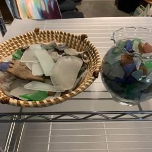 Lot # 57 Lot of Sea Glass