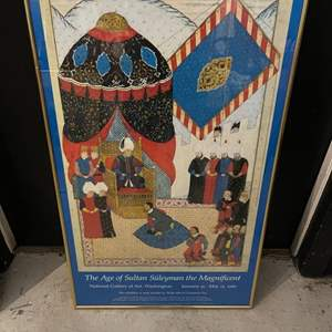 Lot # 85 Print of Sultan