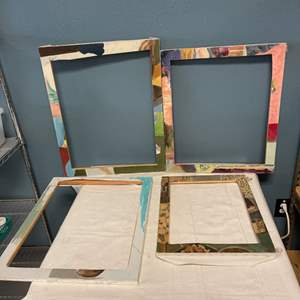 Lot # 124 Lot of Painting Frames