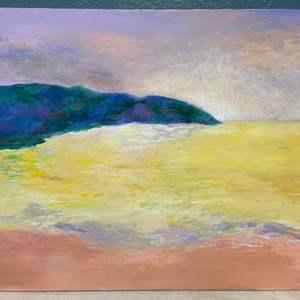 Lot # 128 Scenic Painting