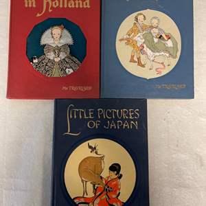 Lot # 131 Lot of My Travelship Books