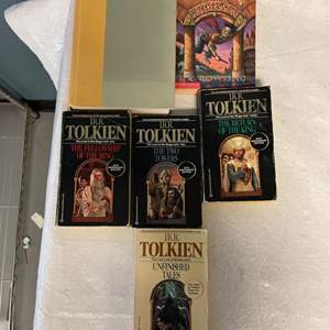 Lot # 133 Lot of Harry Potter And Lord Of The Rings Books