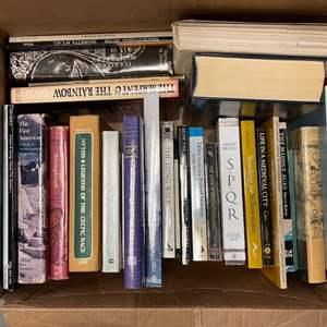 Lot # 135 Lot of Mythology Books