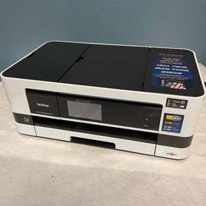 Lot # 204 Brother Brand Printer, Business Smart Series with Touchscreen