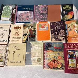 Lot # 233 Lot of Cook Books