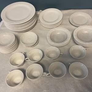 Lot # 248 Lot of Dishware