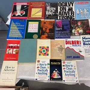 Lot # 267 Lot of Books