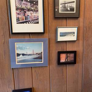 Lot # 2 Lot of San Francisco Photos, Most Signed by Artist