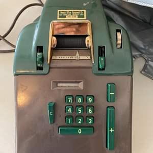 Lot # 89 Novato Office Equipment Co. Receipt Printer?