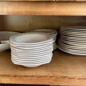 Lot # 123 Lot of Nikko Company Quadrille Japan Dishware Set
