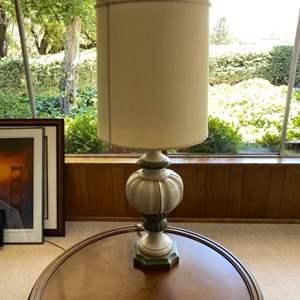 Lot # 139 Vintage Leviton Table Lamp