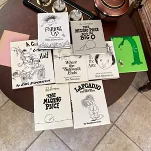 Lot # 153 Lot of Shel Silverstein Books