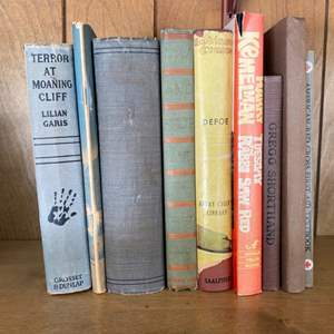 Lot # 157 Lot of Books