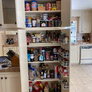 Lot # 162 Pantry Lot - Take Only What You Want!