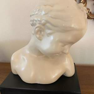 Lot # 277 Bust of A Lady