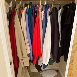 Lot # 284 Lot of Jackets