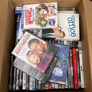 Lot # 307 Lot of DVDs