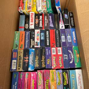 Lot # 308 Lot of Movie VHS Tapes
