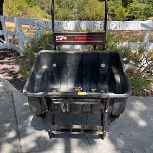 Lot # 312 Agri-Fab Brand Carry-All Wheelbarrow?