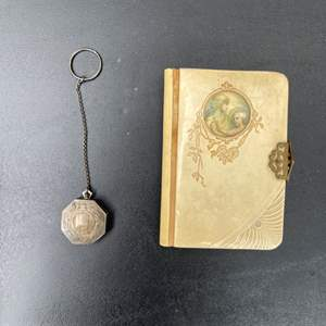 Lot # 316 Prayer Book With Charm