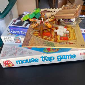 Lot # 320 Lot of Games