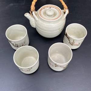Lot # 325 Asian Tea Set
