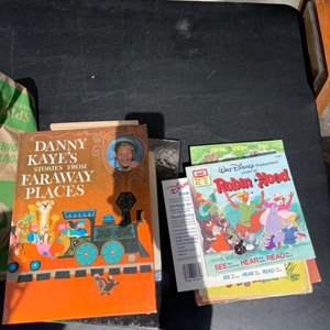 Lot # 331 Lot of Vintage Children's Books