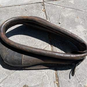 Lot # 374 Leather Horse Collar