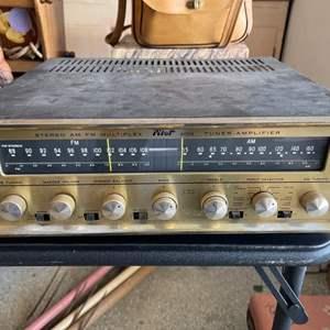 Lot # 390 Pilot 602S Tuner Amplifier Un-Tested