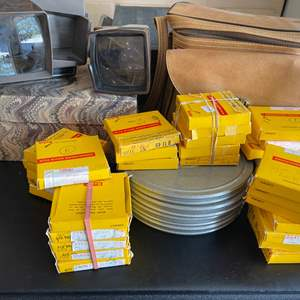 Lot # 391 Camera Related Items / Films