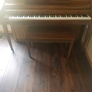 Lot # 398 Whitney Piano