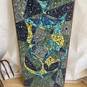 Lot # 1 Mosaic Abstract