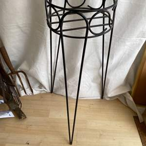 Lot # 11 Tall Pinned Plant Stand