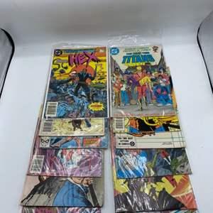 Lot # 32 Lot of Comics