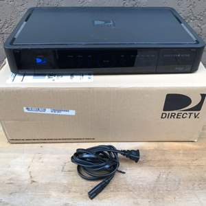 Lot # 56 Direct TV HD DVR - Powers On