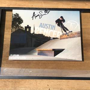 Lot # 79 Austin Spencer Signed Picture