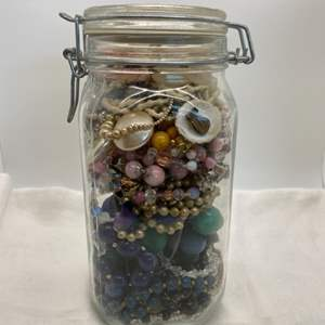 Lot # 36 Lot of Costume Jewelry (Mostly Necklaces)