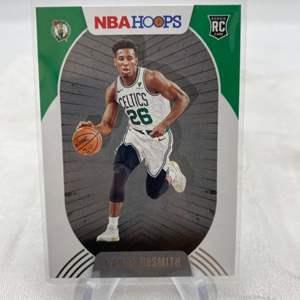 Lot # 145 No. 202 2020-21 Panini Hoops Basketball AARON NESMITH