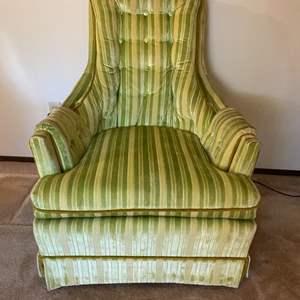 Lot # 2 Multicolor Armchair 2