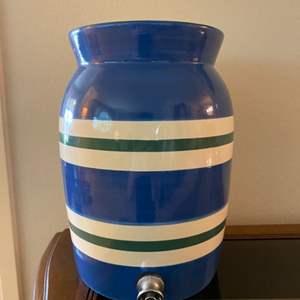 Lot # 12 Piece of Pottery - Drink Dispenser
