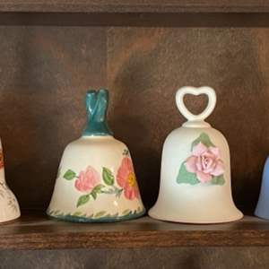Lot # 27 Second Row of Bell Collection