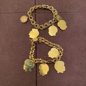 Lot # 78 Lot of Gold Bracelets, Marked 1/20th 12k GF