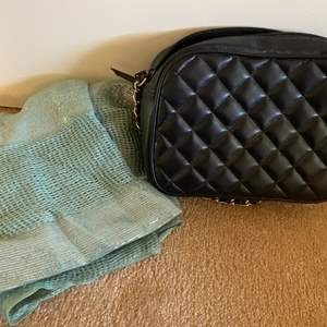 Lot # 112 Nice Purse with Scarf