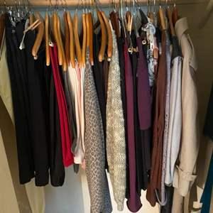 Lot # 119 Clothing Contents of Closet 2