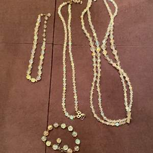 Lot # 141 Lot of Matching Beaded Jewelry