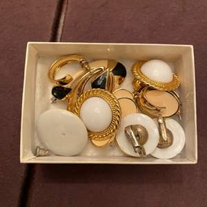 Lot # 150 Lot of Earrings, Some From Hong Kong