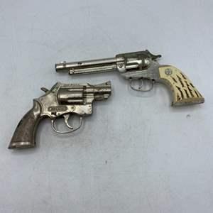 Lot # 53 Two Toy Guns